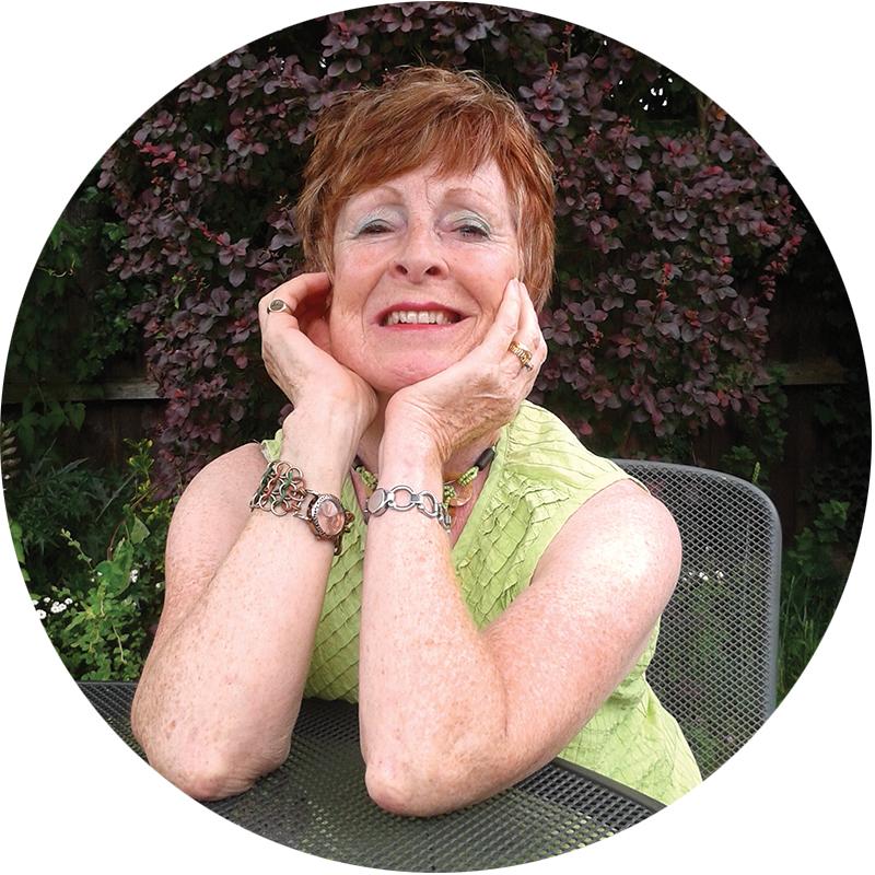 Ryta Lyndley_The Author